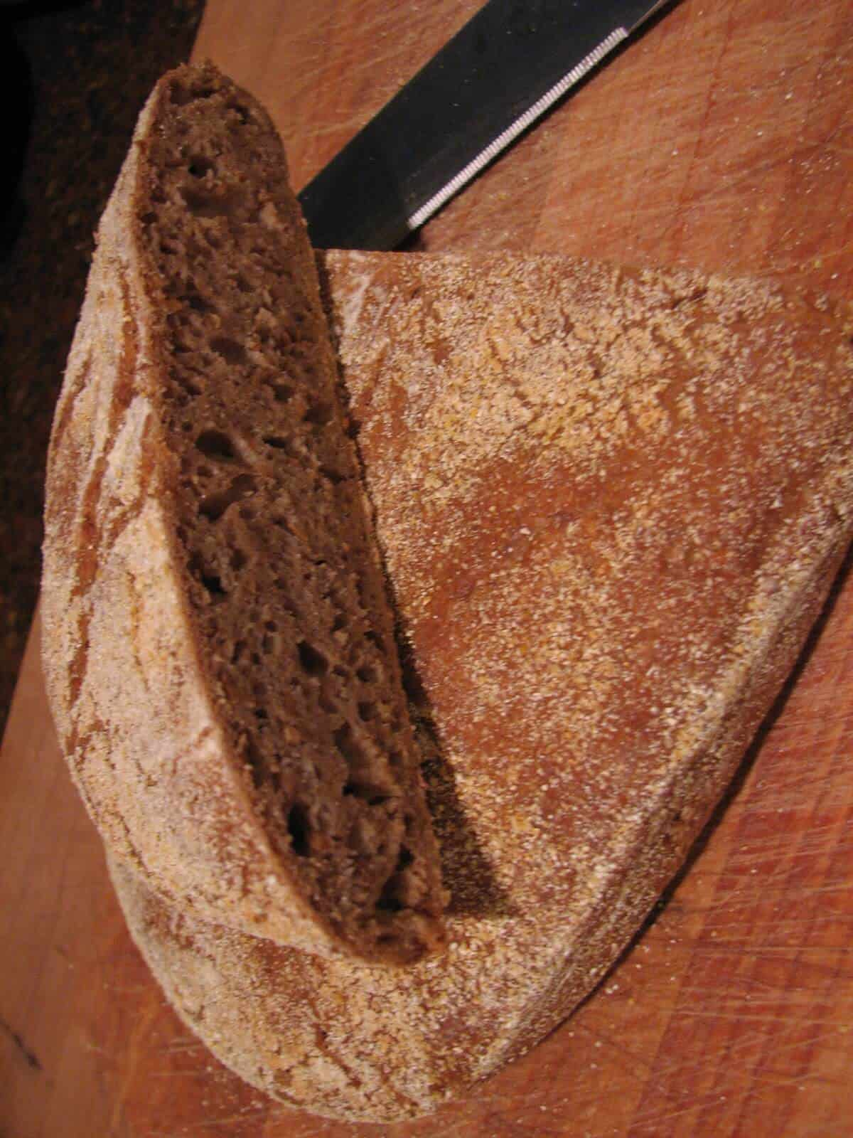 Spelt and Flaxseed Bread…