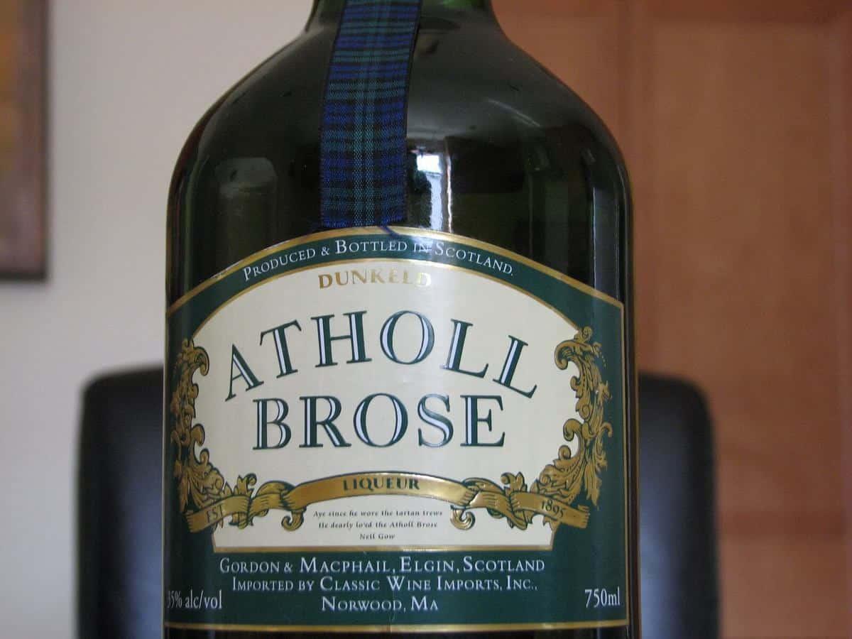 Atholl Brose…..