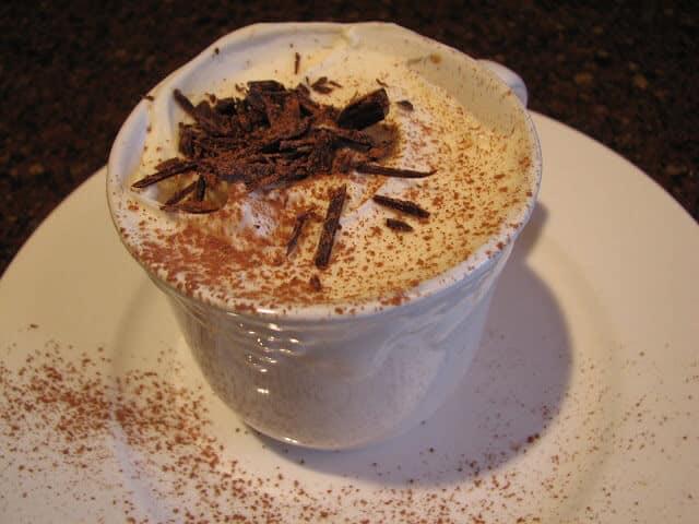 Creamy Chocolate Tiramisu