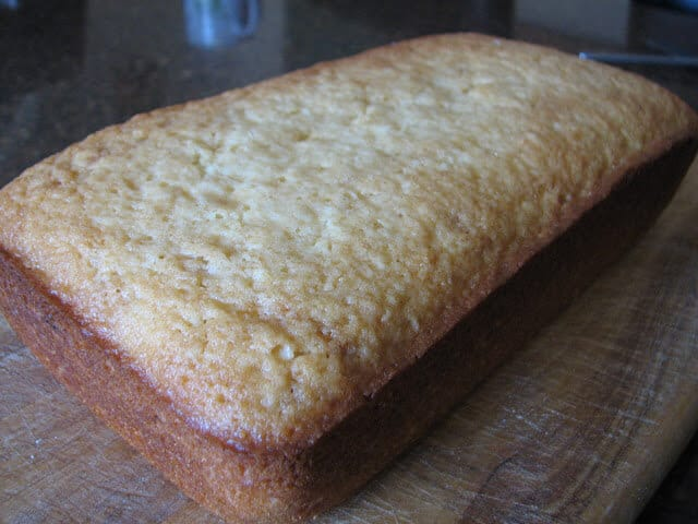 the best lemon loaf