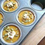 Pumpkin Muffins And An Online Bake Sale Update….