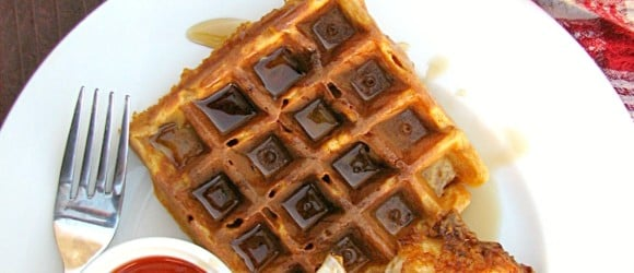 Buttermilk Fried Chicken And Sweet Potato Waffles Recipes — Dishmaps
