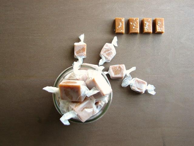 Homemade Brown Butter Caramels