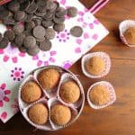 Chocolate and Meyer Lemon Truffles for Valentines Day