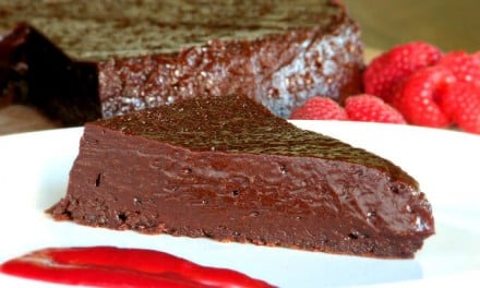 Boca Negra Chocolate Cake Recipe