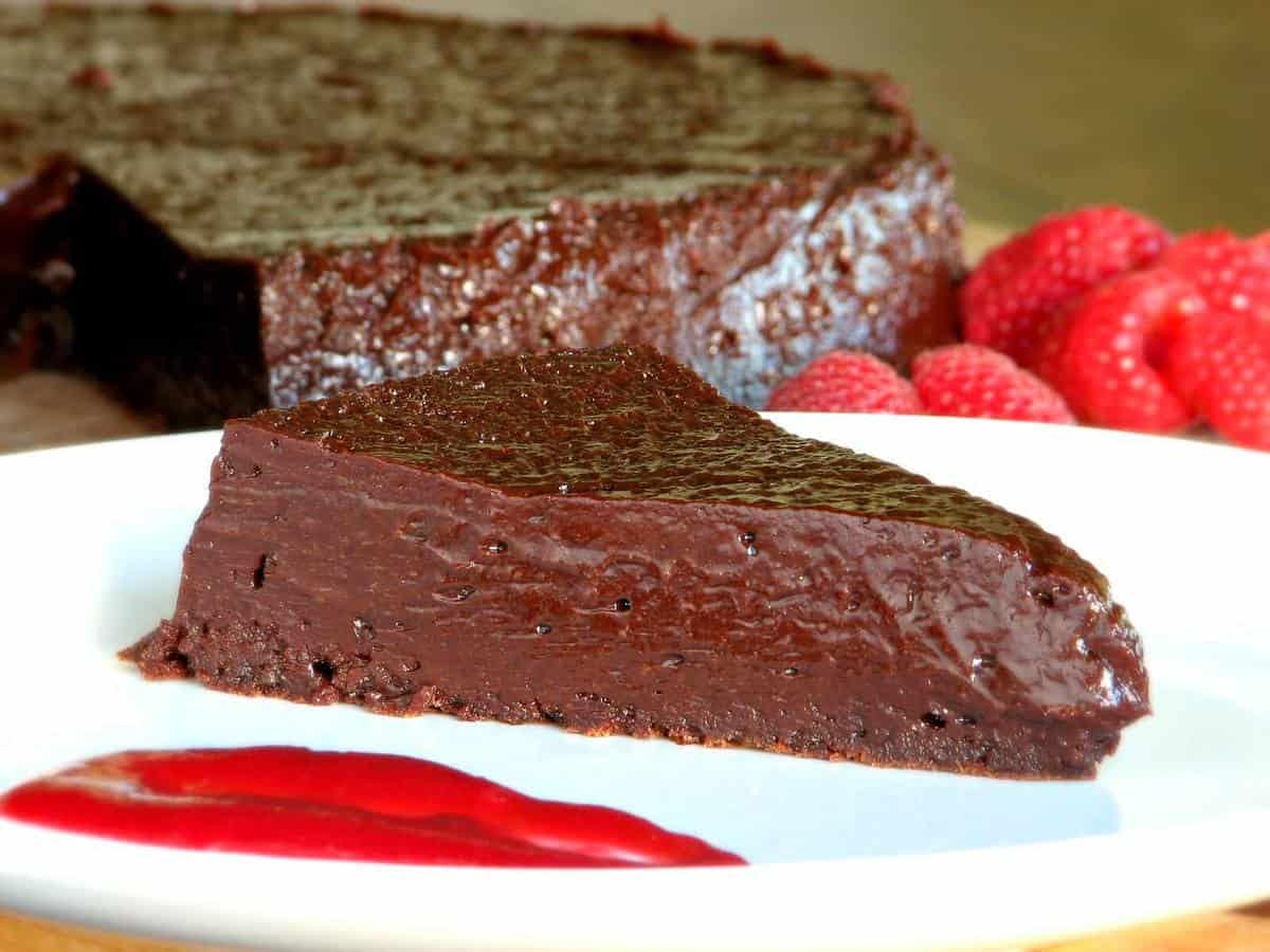Chocolate Cake Recipe Written In Spanish