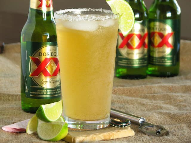 Refreshing Chelada Beer Recipe
