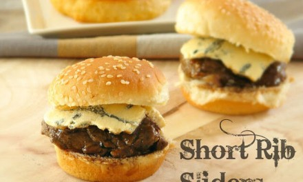Braised Short Rib Meat Sliders