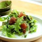 Fresh Poke and Avocado Salad