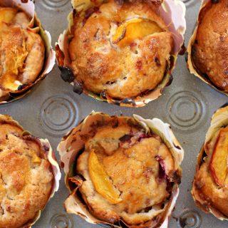 peach muffins 010