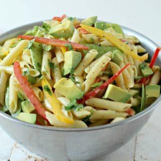 avocado dijon salad 019