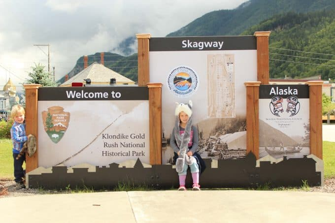 Trip to Skagway, Alaska