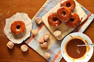 Tasty Pumpkin Caramel Spice Cronut Recipe