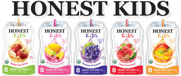 Honest Kids Juice