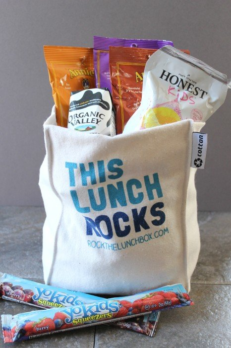 Rock your lunch box!