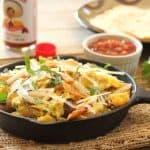 Mushroom and Leek Breakfast Migas