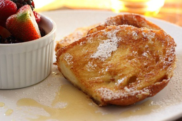 The perfect french toast for brunch