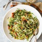 Cucumber and Cilantro Salad
