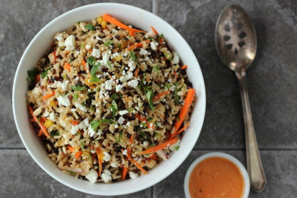 Healthy Multigrain Salad