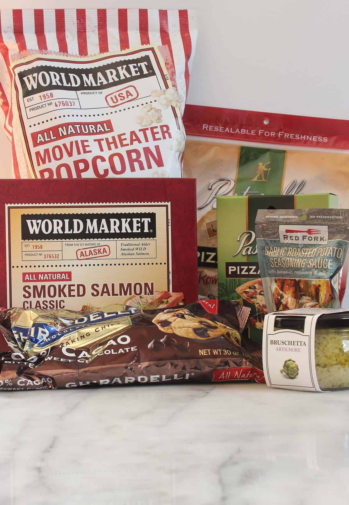 Easy Appetizer Ideas with Cost Plus World Market