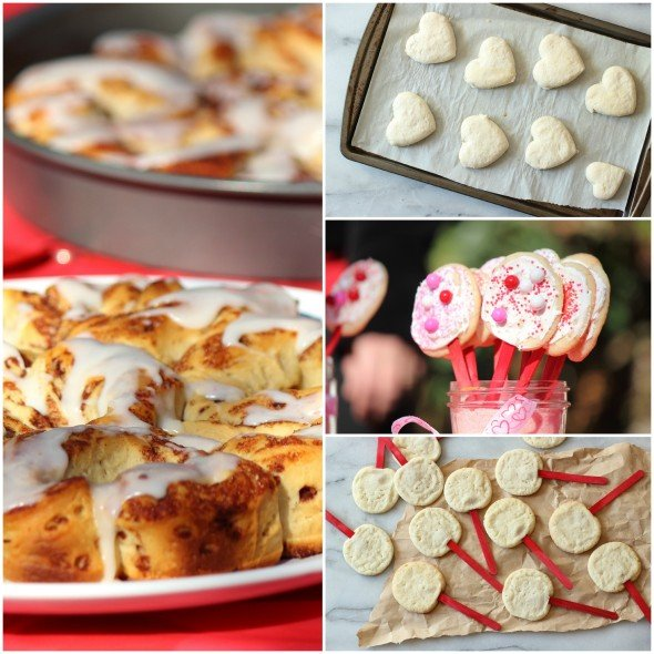 Pillsbury Valentine's Day Party