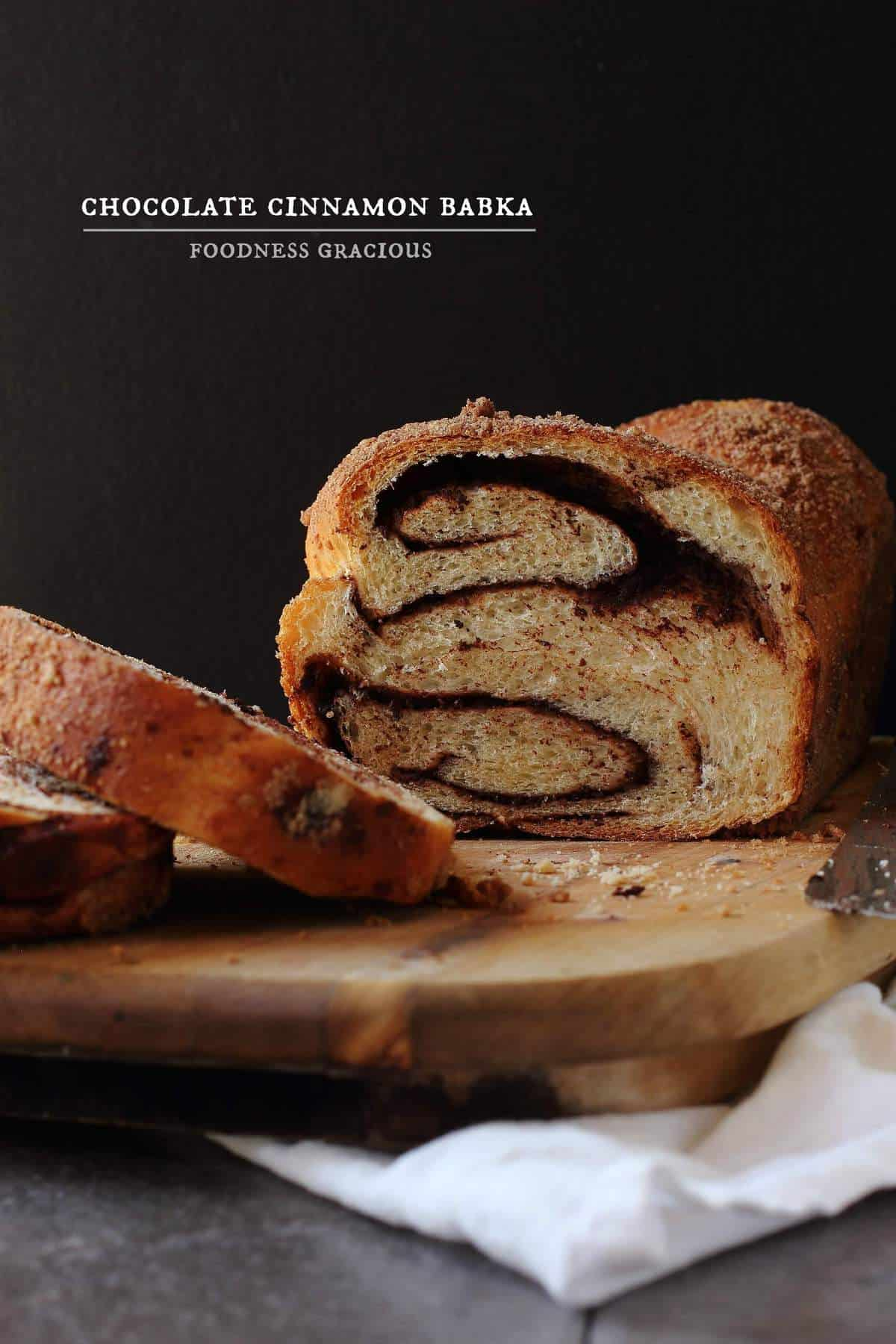 ve tried chocolate babka from new york and it