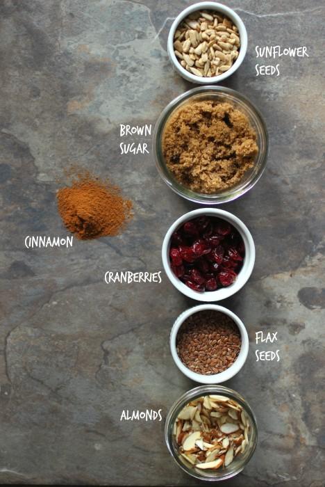Brown Sugar Cinnamon Breakfast Farro