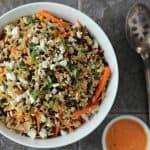 Healthy Multigrain Salad