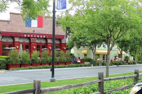 Bouchon in Yountville