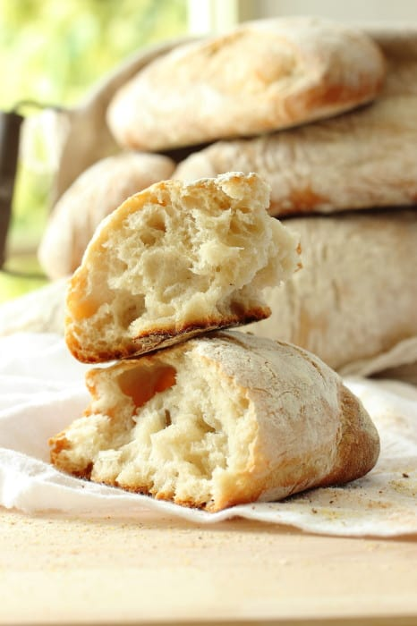 how to make homemade bread more airy