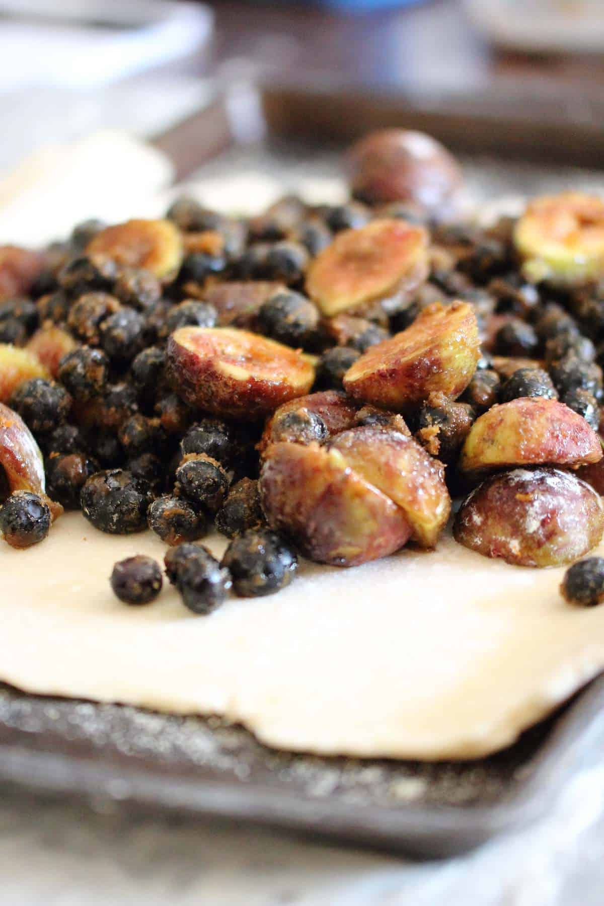 The moral of this post is simple, figs are cheap and awesome to cook ...