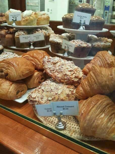 Bouchon Bakery in Yountville