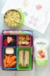 Keeping things fresh with new ideas for back to school lunch time