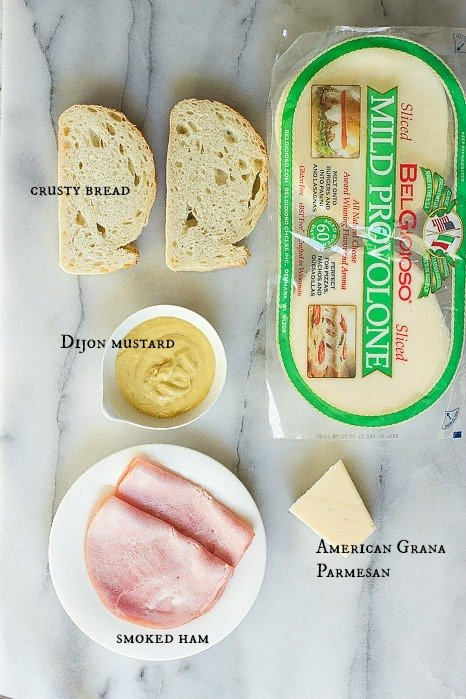 How to make the easiest and tastiest ham and cheese sandwich