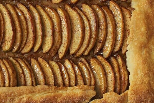 apple galette spiked apple galette chocolate and caramel apple pie ...