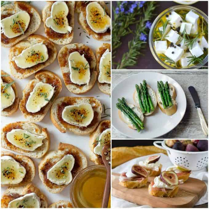 Tips for perfect cheese appetizers