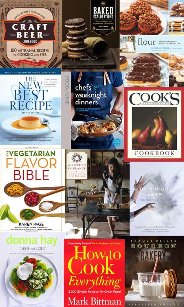 cook book giveaway