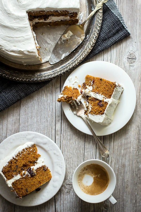 Three Many Cooks Carrot Cake