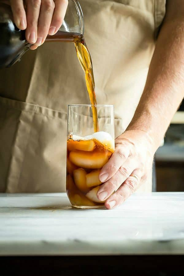 Easy make-at-home cold brew coffee