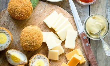 Simple Scotch Eggs