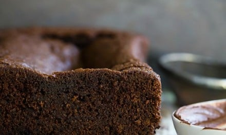 Dark Chocolate Cake From Nigella Lawson