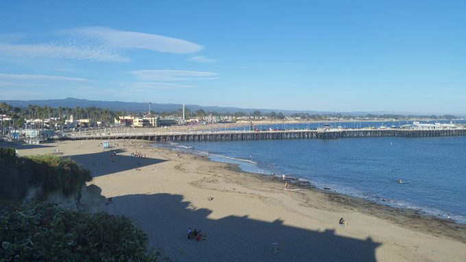 Roadtrip to Santa Cruz California
