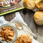 Slow Cooker Pulled BBQ Chicken Sandwiches