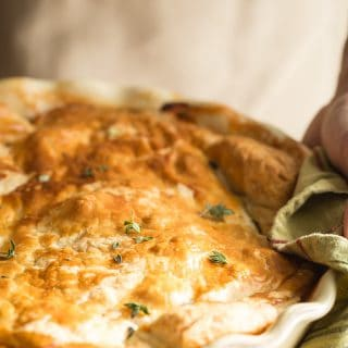 Jambalaya Style Chicken Pot Pie