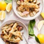 Easy Lemon Chicken Tenders