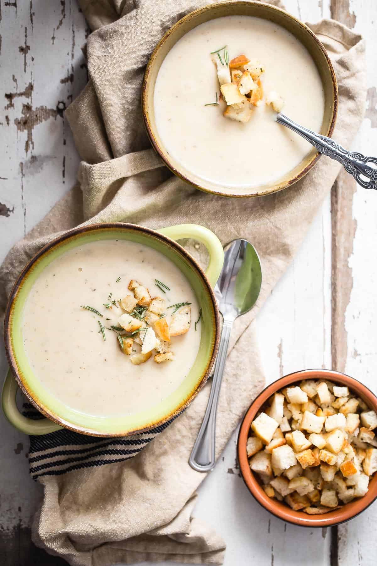 Ten Fantastic Soup Recipes