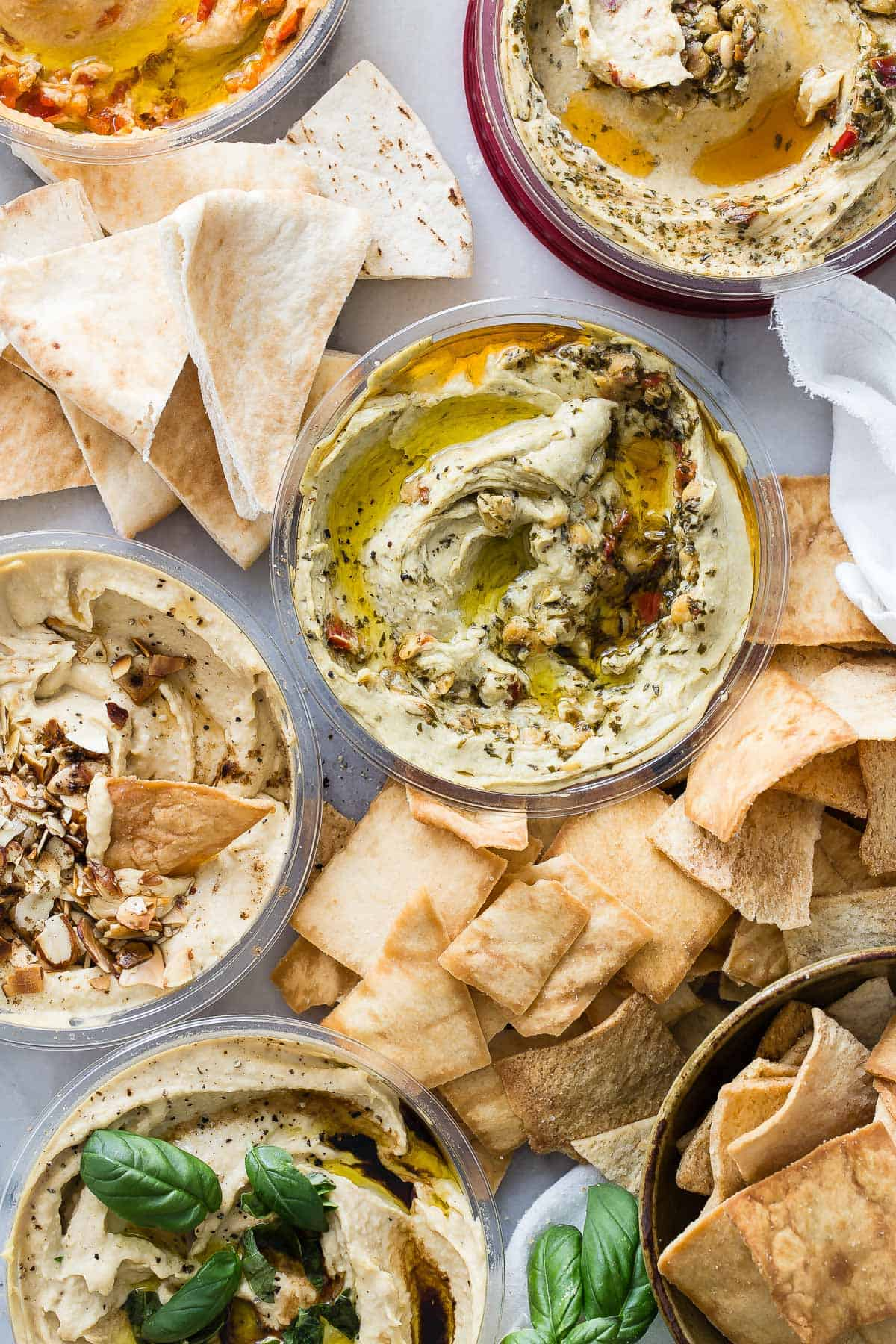 Classic Hummus Made Your Way