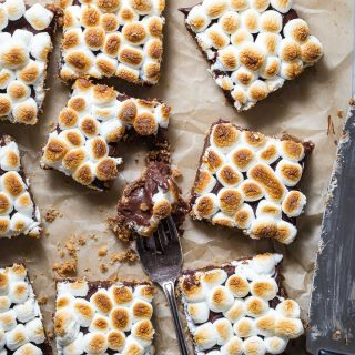 Easy S'mores Bars Recipe