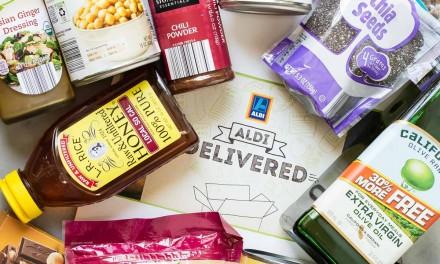 Recipe Creation with ALDI Experience