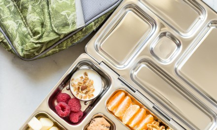 Back To School with PlanetBox Lunch Kits